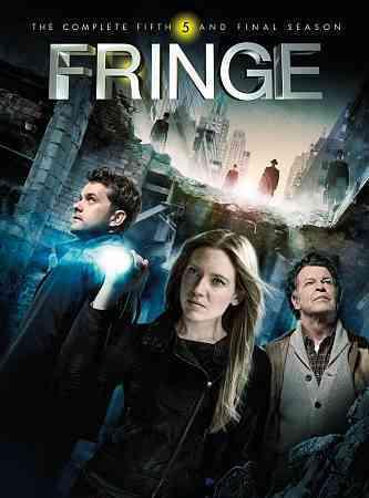 FRINGE:COMPLETE FIFTH SEASON BY FRINGE (DVD)