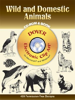 Wild and Domestic Animals By Dover (EDT)